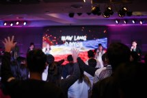 They had a great time of worship as ONE South Metro Hub.
