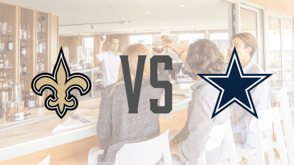 9/29 – Saints VS Cowboys