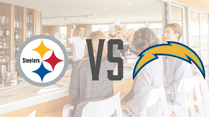 10/13 – Steelers VS Chargers
