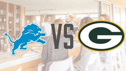 10/14 – Lions VS Packers