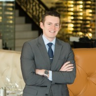 Justin McCrary, General Manager