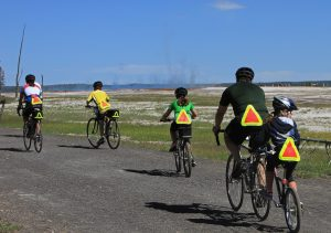 get in shape with a family bike ride