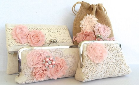 clutch and purse