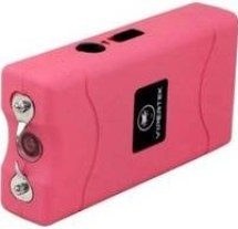 Pink color Stun gun
