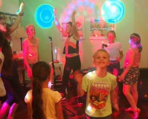 Join the kids Dance Floor