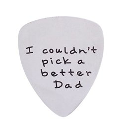 Guitar Pick with a Dash of Hilarity