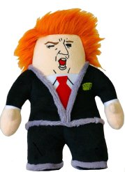 President Donald Trump Durable Dog Chew Toy
