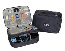 Electronics Travel Organizer Storage Bag
