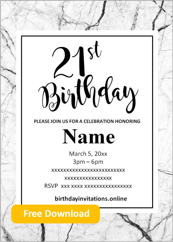 free printable 70th birthday