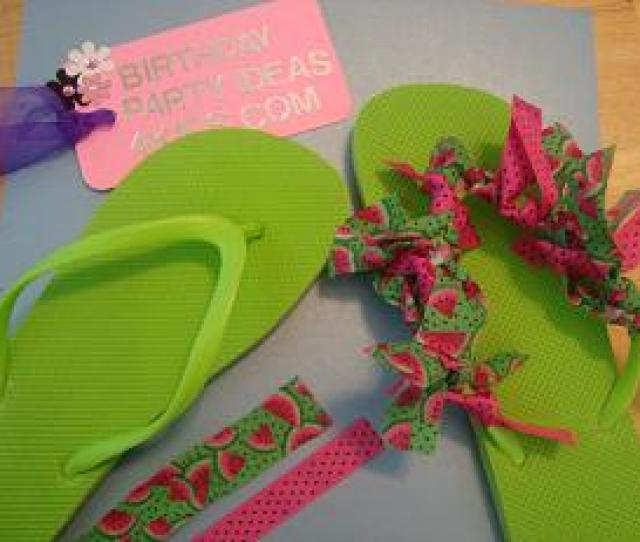 Party Craft Ideas For Kids Birthday Parties