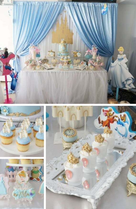 Princess Birthday Inspirations Birthday Party Ideas Themes