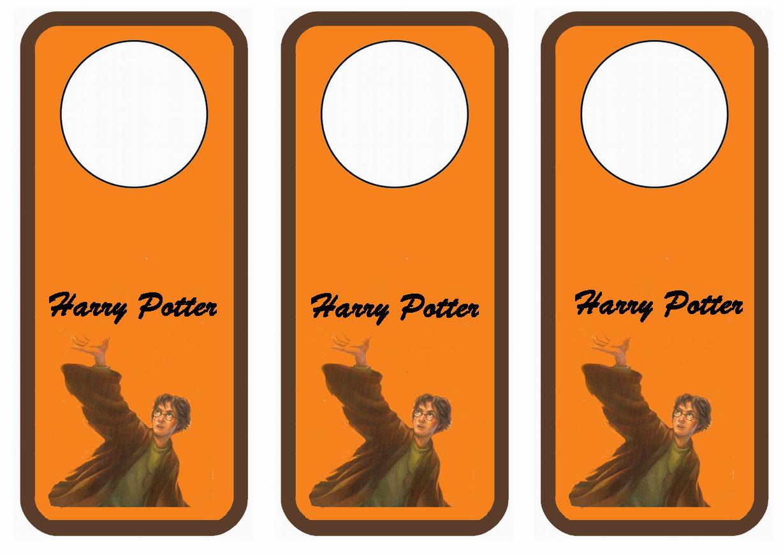 Harry Potter Doorhangers