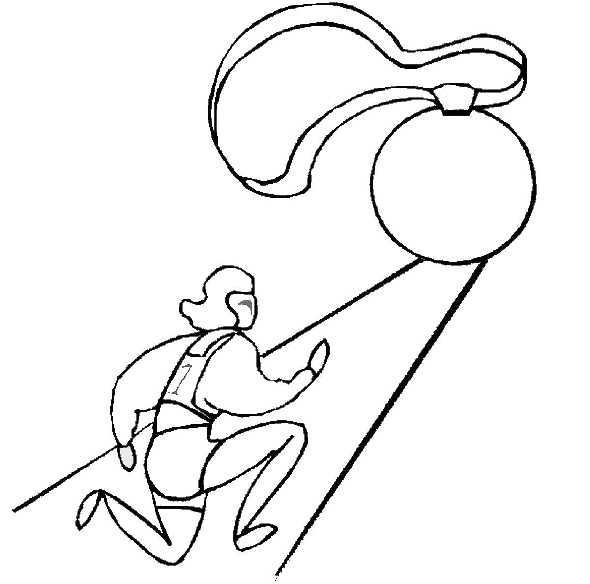 Olympics Coloring Pages