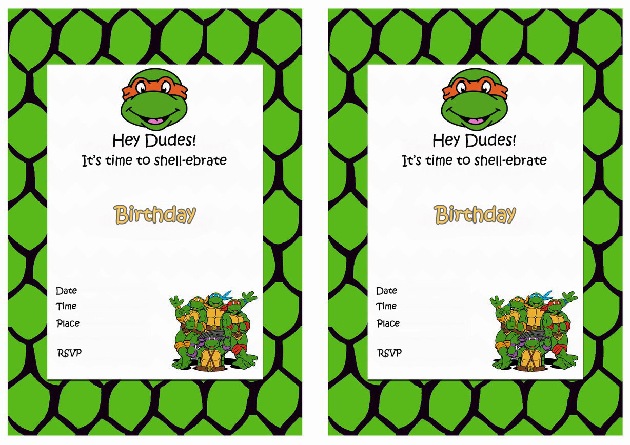 Printable Invitations Paw Patrol