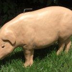 Pig Lawn Ornament
