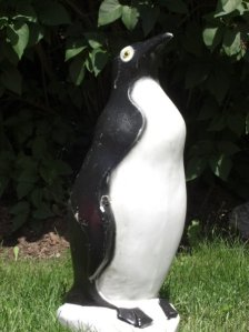 Penguin Lawn Ornament