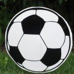 Soccer Ball Lawn Ornament