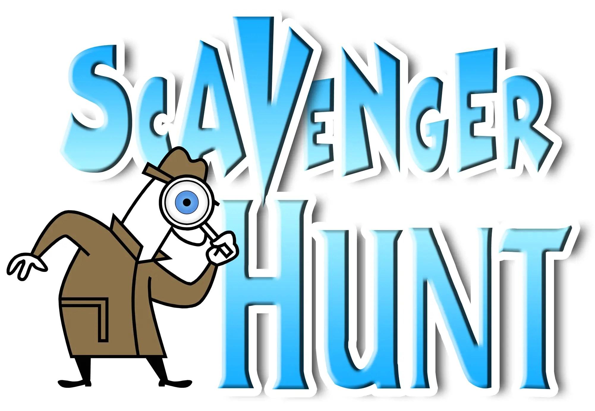 Ideas for scavenger hunt games tudungceklat