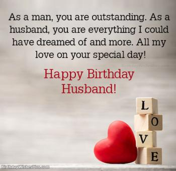 Romantic Happy Birthday Wishes For Husband Amp Birthday Images