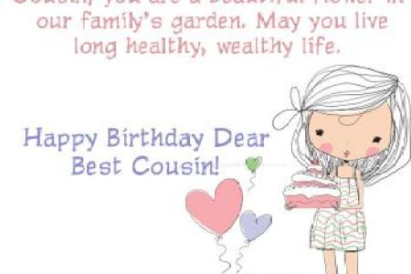 Birthday wishes for cousin female images images ladies birthday jolly jester press ladies birthday special happy birthday wishes for girls with images birthday m4hsunfo