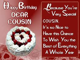 Happy Birthday Wishes For Cousin Brothers Birthday Wishes Zone Happy Birthday Wishes For A Cousin