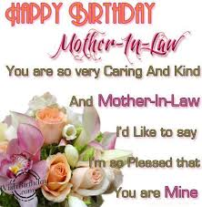 Happy Birthday Mother In Law Wishes And Greetings Birthday Wishes Zone
