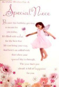 100 Best Happy Birthday Wishes For Niece Birthday Wishes Zone Happy Birthday Wishes For My Niece