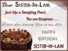Best 50 Lovely Birthday Wishes For Sister In Law Birthday Wishes Zone
