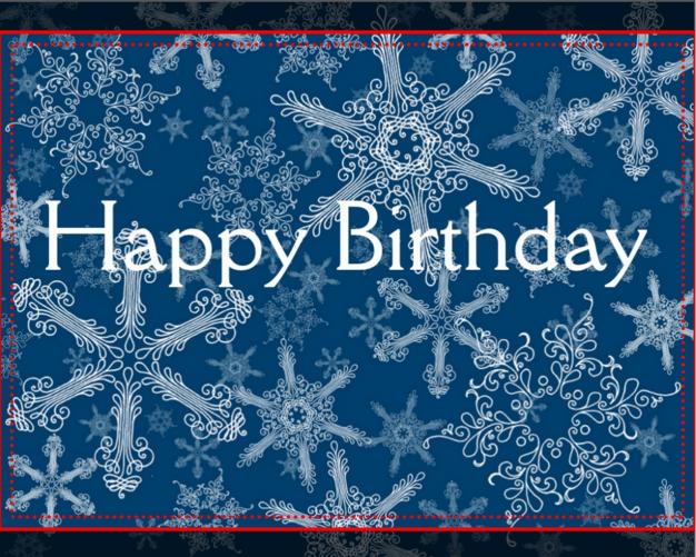 Best 10 Winter Birthday Wishes 2016 Birthday Wishes Zone