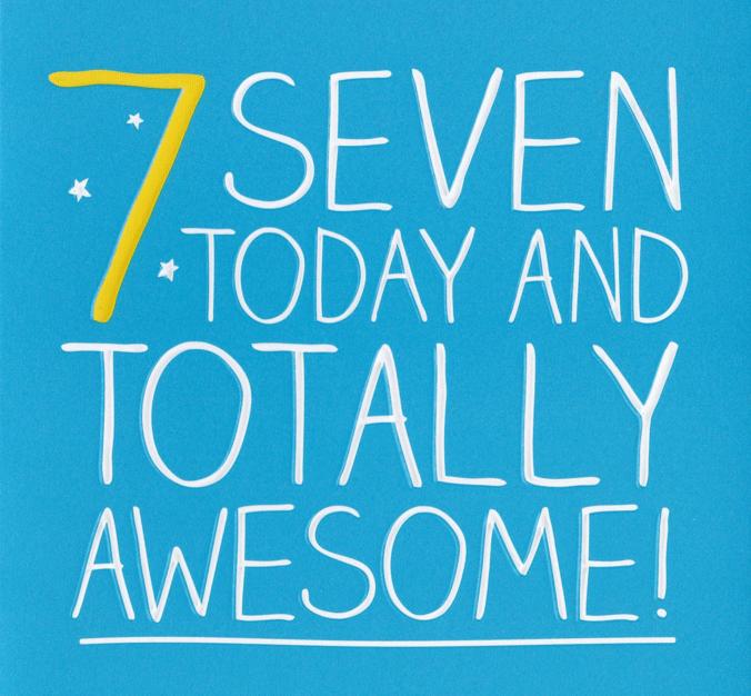 70 Best 7th Birthday 2016 Birthday Wishes Zone