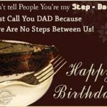 Birthday Wishes For Step Dads