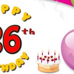 Happy 26th Birthday Wishes | Best 26th Birthday Greetings