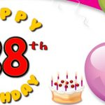 Happy 28th Birthday Wishes | Best 28th Birthday Greetings