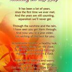 Nice Birthday Wishes Poem