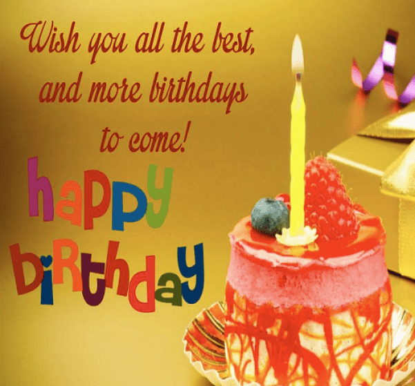 Birthday Wishes Quotes For A Special Person: Best Happy Birthday Quotes For Someone Special