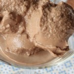 Vegan Snickers Ice Cream