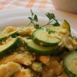 Zucchini Eggs