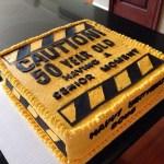 50th birthday cakes ideas