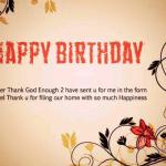 Boy Birthday Wishes