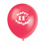 11th Birthday Wishes