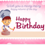 Kids Birthday Wishes