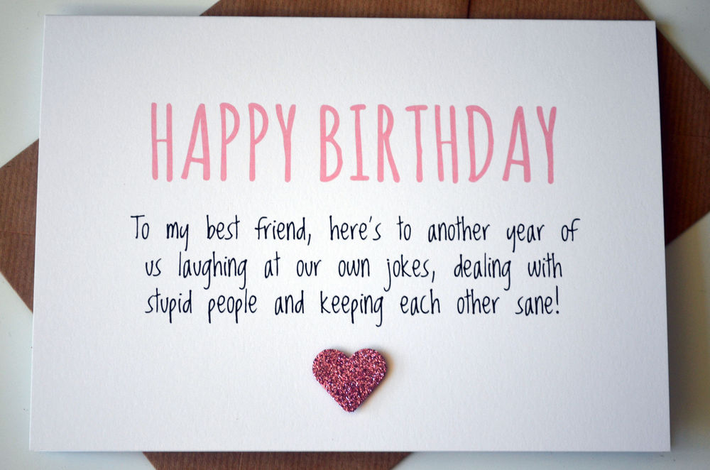 Beautiful & Unique Best Friend Birthday Wishes ...