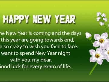 Amazing New Year Wishes