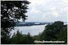 Blankenese, Blick auf Elbe