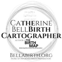 Catherine Bellbirth cartographer