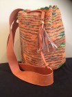 35% OFF | From £125 to £200 | Wayuu bag with leather strap