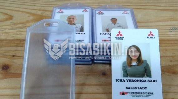Jasa Cetak ID Card Murah Jogja
