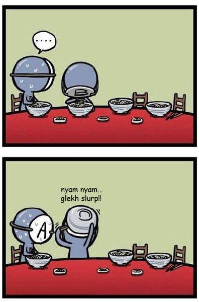 komik golongan darah 12