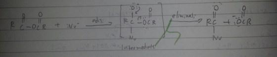reaksi nukleofil