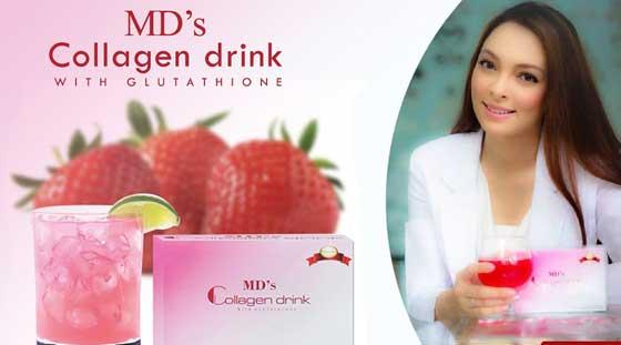 Jual MD'S Collagen Drink ( Asli dan Murah ) free ongkir